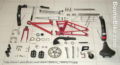 Dahon Classic Iii 1988 Folding Bicycle Bootiebike