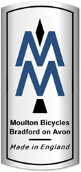 moulton head badge